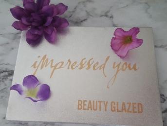 Beauty Glazed Palette $11.88