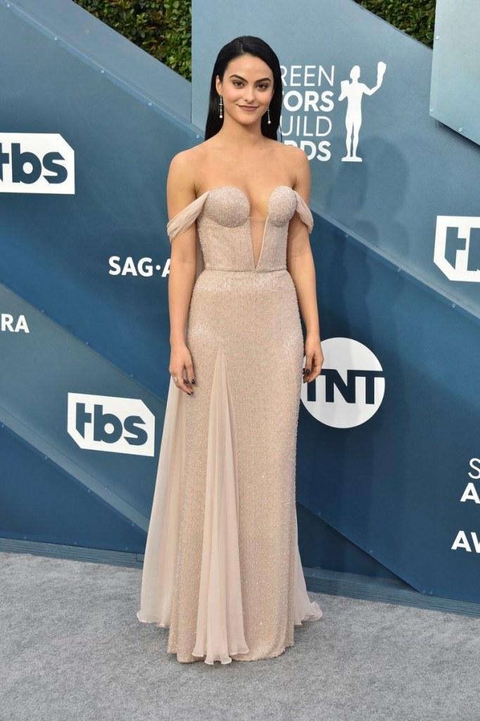 Camila Mendes SAG Awards 2020