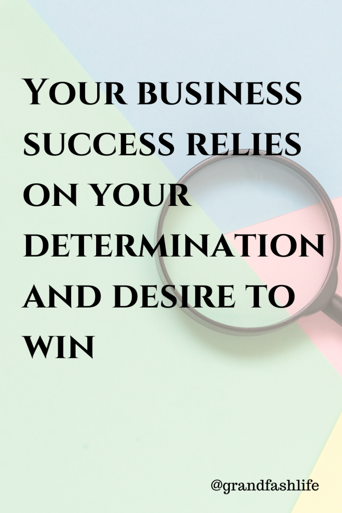 Quote about business success